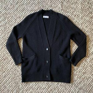 Everlane The Chunky Wool Cardigan